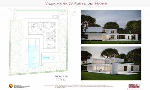 Villa light Roma Imperiale  : Outside view