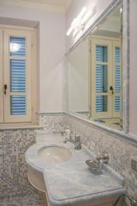 Villa Grecale : Bathroom with shower
