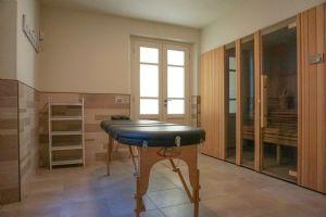 Villa Grecale : Sauna