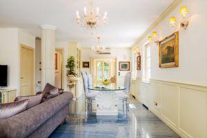 Villa Selene : Гостиная