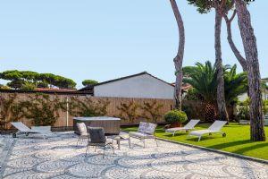 Villa Selene : Vista esterna
