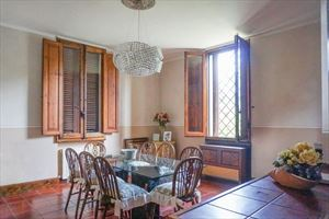 Villa Hermitage : Dining room