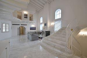 Villa Azzurra  : Гостиная