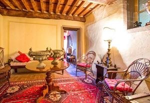 Villa Astri Vista Mare : Vista interna