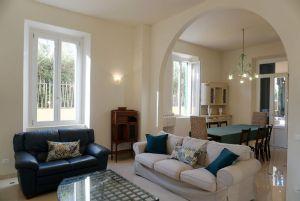 Villa Miriam : Гостиная