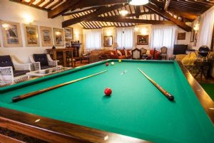 Villa Sunrise : Billiards