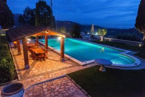 Villa Sunrise : Swimming pool