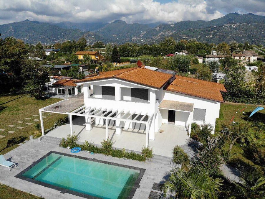 Villa New Style detached villa for sale Forte dei Marmi
