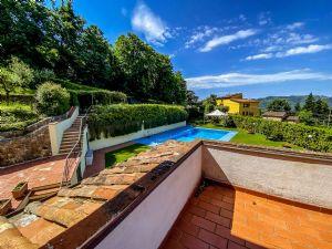 Villa Sunset : Vista esterna
