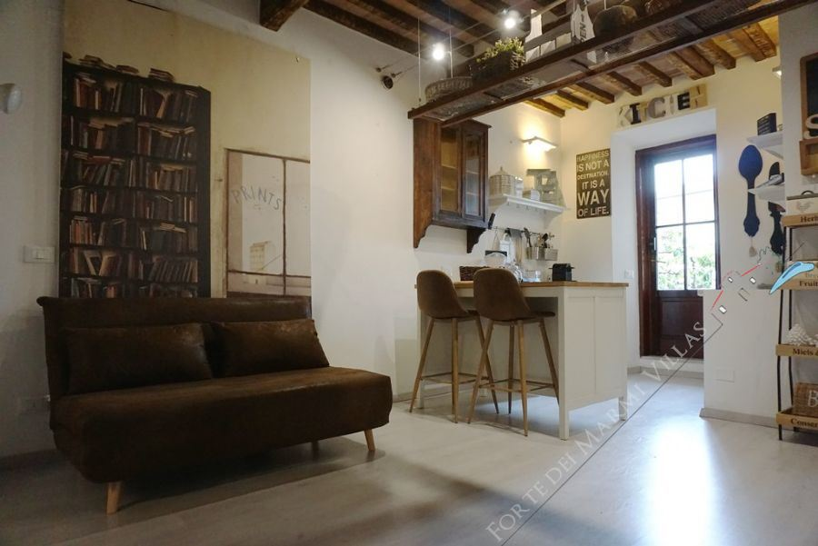 Appartamento Lauro apartment to rent and for sale Forte dei Marmi
