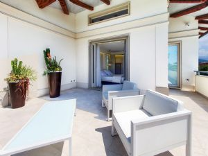 Villa Luce : Terrazza panoramica