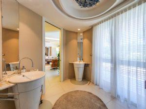 Villa Luce : Bagno con doccia