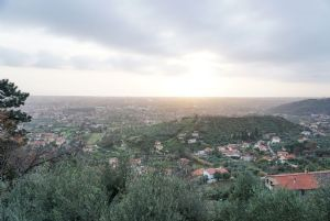 Villa Paradisiaca : Terrazza panoramica