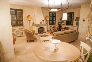 Villa Paradisiaca : Salone