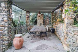 Villa Paradisiaca : Veranda