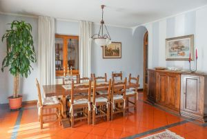 Villa Adelia : Столовая