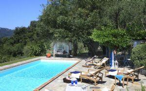 Villa Antico Uliveto : Piscina