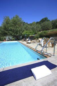Villa Antico Uliveto : Piscina riscaldata