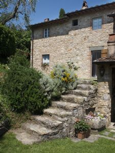 Villa Antico Uliveto : Vista esterna