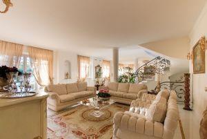 Villa Nicole : Salone