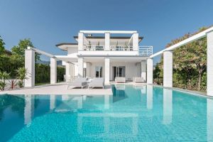Villa Chelsea Detached villa  to rent  Forte dei Marmi