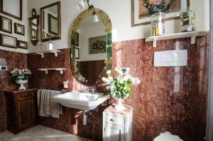 Appartamento Hanna : Ванная комната с душем