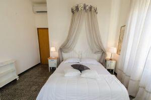 Appartamento Hanna : спальня с двуспальной кроватью