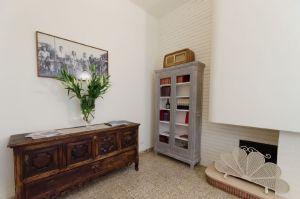 Appartamento Hanna : Камин