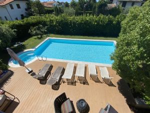 Villa Fashion : detached villa to rent and for sale Centro Forte dei Marmi