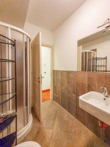 Villetta Happy : Bagno con doccia