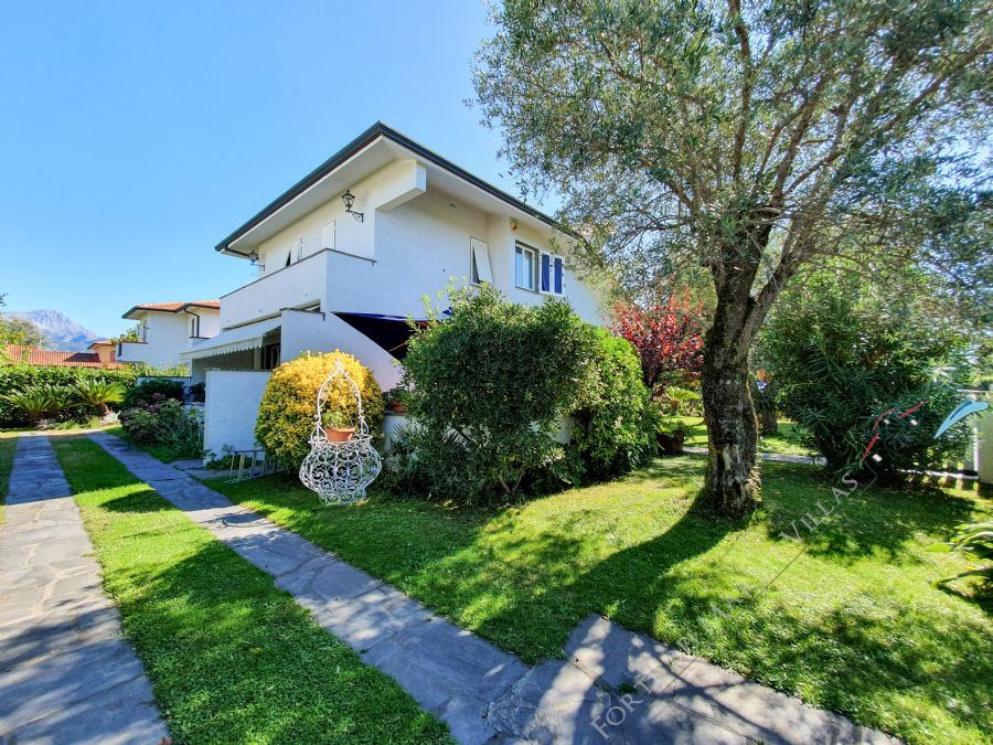 Villa Claudio  - Detached villa To Rent Forte dei Marmi
