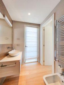 Appartamento Moscato : Bagno con doccia