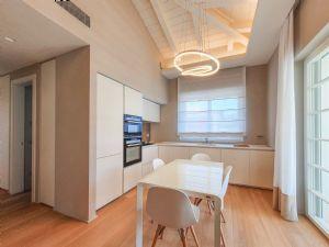 Appartamento Moscato : Sala da pranzo