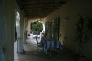 Villa Sara : Veranda