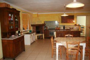 Villa Sara : Sala da pranzo