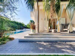 Villa Alias : Veranda