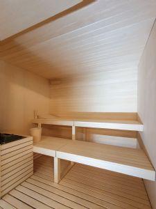 Villa Alias : Sauna