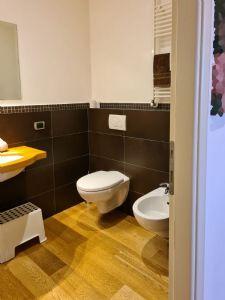 Appartamento Ercole : Bagno con vasca