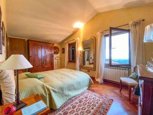 Villa Ginevra : хозяйская спальня