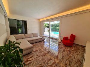 Villa Aeternitas : Salone
