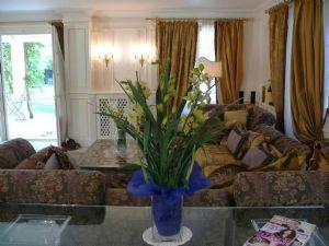 Villa Diadema : Inside view