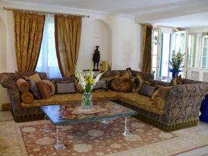 Villa Diadema : Salotto