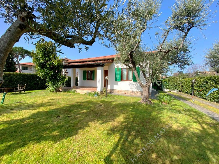 Villa Alina detached villa to rent Forte dei Marmi
