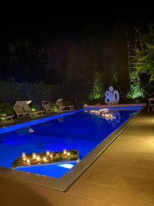 Villa Gardenia : Piscina