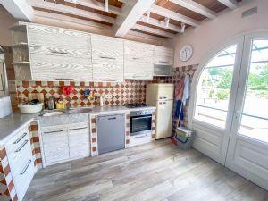 Villa Horse : Cucina