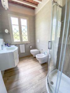 Villa Horse : Bagno con doccia
