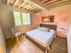 Villa Horse : Camera matrimoniale