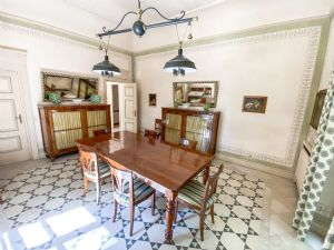 Villa Visconti : Dining room