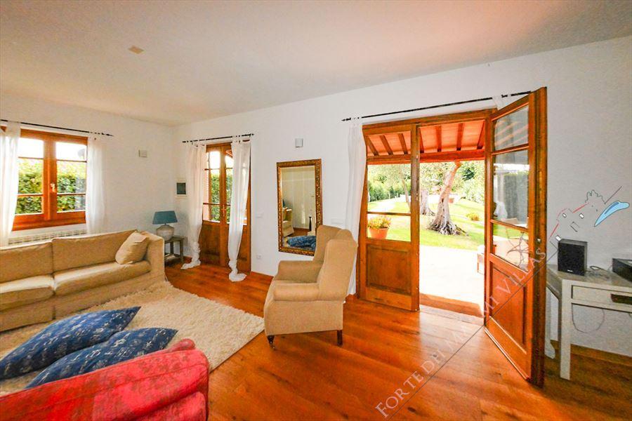 Villa Vista Camaiore : Lounge