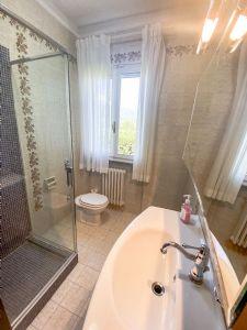 Villa Water : Ванная комната с душем